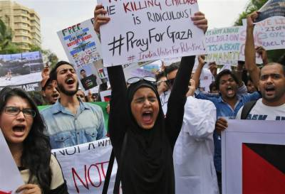 اسرائیل بین الاقوامی مبصرین کو غزہ میں داخل ہونے کی اجازت نہیں دے رہا