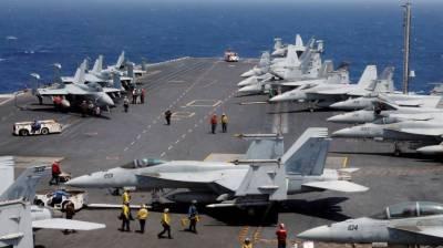 امریکا، جاپان اور جنوبی کوریا کا مشترکہ فوجی مشقوں کا آغاز