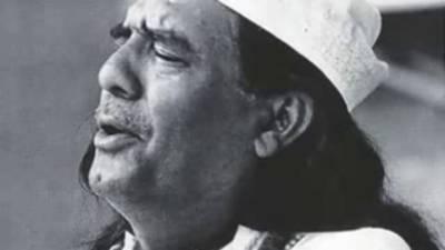 قوالوں کے قوال غلام فرید صابری کی آج 23ویں برسی