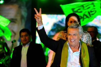 ایکواڈور،معذور شخص ملک کا صدر منتخب ہو گیا