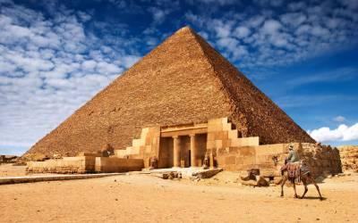 مصر میں3 ہزار 7 سو سال پرانا اہرام دریافت کرلیاگیا
