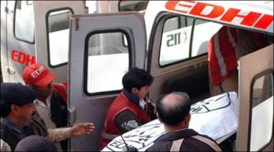 کراچی میں فائرنگ سے فوج کے سابق افسر شہید،ایک راہگیر زخمی