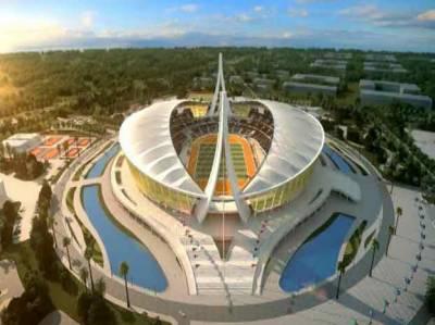 چین کمبوڈیا کو اسٹیڈیم کی تعمیر کیلئے 157 ملین ڈالر کی امداد دے گا