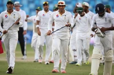پاکستان نے ویسٹ انڈیز کیخلاف ٹیسٹ سیریز کیلئے اسکواڈ کا اعلان کر دیا