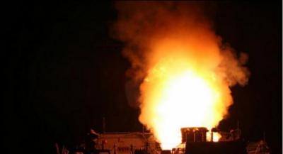 امریکا نے شام پر 60ٹام ہاک میزائل داغ دیئے