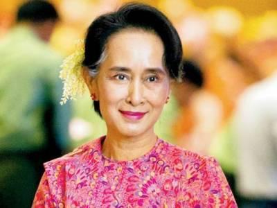 میانمار میں مسلماںوں کی نسل کشی ،آنگ سان سوچی نے تردید کر دی