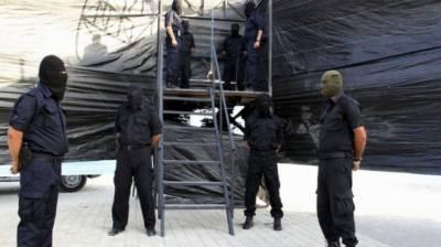 اسرائیل کے لیے جاسوسی پرحماس نے تین فلسطینیوں کو پھانسی دے دی