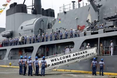 فلپائن کے صدر ڈوٹیرٹے نے بحیرہ جنوبی چین میں ملکی فوج روانہ کر دی