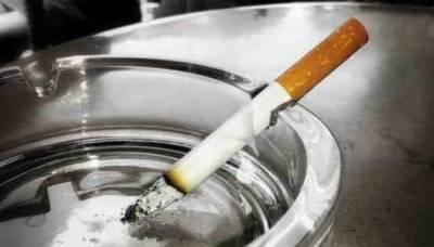 پاکستان تمباکو نوشی کے خلاف اقدامات کرنے والے ممالک میں شامل