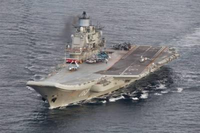 شام پر امریکی حملہ کا جواب ،روسی بحری بیڑا شام کی طرف روانہ
