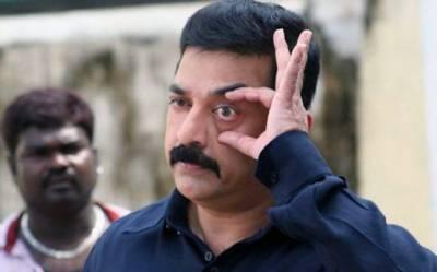 تامل اداکار کمل ہاسن کے گھر خطرناک آگ بھڑک اٹھی