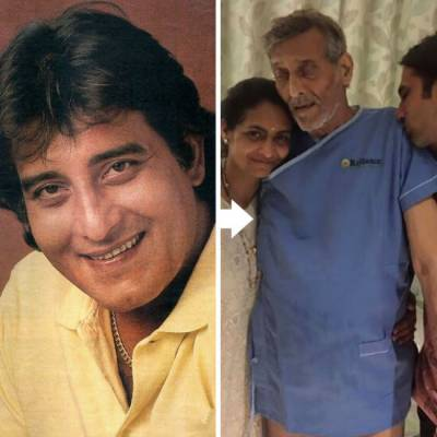 بھارتی فلم انڈسٹری پر راج کرنے والے اداکار اب کس حال میں ہیں ؟