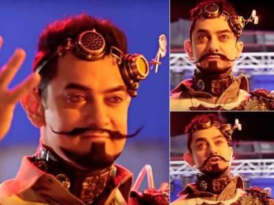 عامر خان نے فلم ''سیکریٹ سپراسٹار'' کی ریلیز تاریخ کا اعلان کر دیا