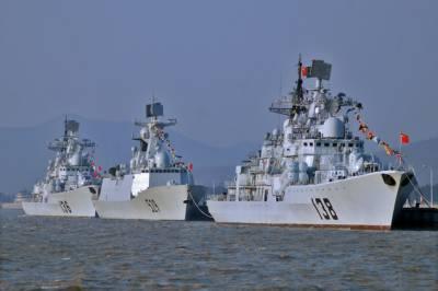 چینی بحریہ کی کاروائی ، سمندری قزاقوں سے جہاز چھڑا لیا