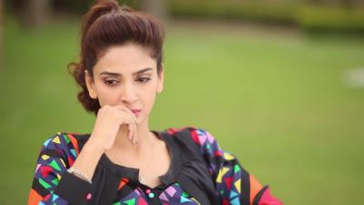 اداکارہ صباقمر پر بھارت میں انگلیاں اٹھ گئیں