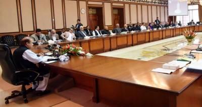 وزیراعظم کی زیر صدارت وفاقی کابینہ کا اہم اجلاس جاری