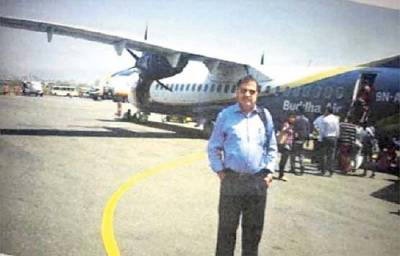 نیپال میں 7 روز سے گمشدہ کرنل ریٹائرڈ حبیب کا سراغ نہ لگ سکا