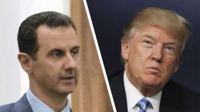 ڈونلڈٹرمپ نے شامی صدربشارالاسدکوقصائی قراردیدیا