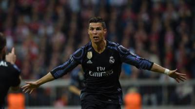 یورپین فٹبال لیگ ، رونالڈو کے ڈبل اسکور کے باعث ریال میڈرڈ نے فتح سمیٹ لی