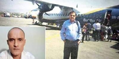لاپتہ پاکستانی لفٹینٹ کرنل کلبھوشن یادیو کو پکڑنے والی ٹیم کا حصہ تھے,بھارتی اخبار