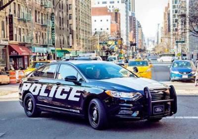 بجلی سے چلنے والی پولیس موبائل متعارف