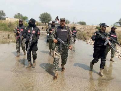 پنجاب میں آپریشن رد الفساد کے تحت کارروائی، 10 دہشتگرد ہلاک، 3 اہلکار شہید