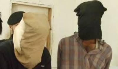 کراچی:پولیس کی کارروائی، تین غیر ملکی ڈکیت گرفتار کرلئے