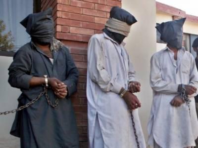 راولا کوٹ سے بھارتی خفیہ ایجنسی'' را ''کے 3ایجنٹ گرفتار