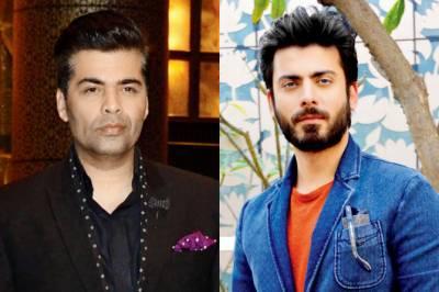 کرن جوہر نے فواد خان کو فلم میں کاسٹ کرنا باعث اعزاز قرار دیدیا