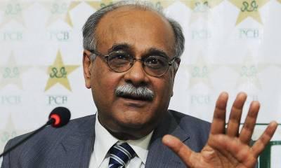 نجم سیٹھی کا شاہد آفریدی کو ٹیلیفون، الودائی میچ کھلانے کیلئے بلا لیا