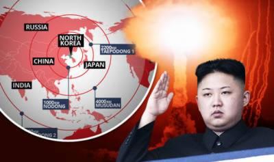امریکہ نے جزیرہ نما کوریا کے پاس اپنا ایک اور بحری جنگی جہاز تعینات کر دیا