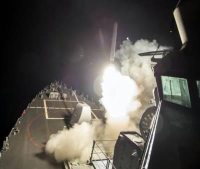 شام پرمیزائل حملہ ایران کیلئے سبق ہے، سی آئی اے