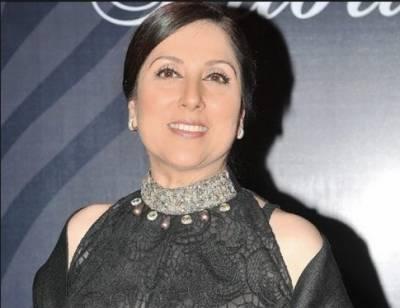 ثمینہ پیرزادہ نے غیرمعیاری فلموں سے دوری اختیار کرتے ہوئے کئی پروڈیوسرز کو انکار کردیا