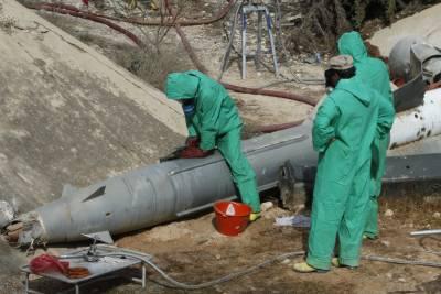 بشارالاسد کے پاس 700 ٹن کیمیائی مواد موجود ہے،منحرف بریگیڈیئر