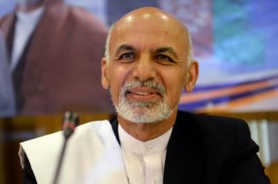 دنیا کا سب سے بڑا بم گرانے سے قبل امریکا نے اعتما دمیں لیا تھا، افغان صدر کا دعوی