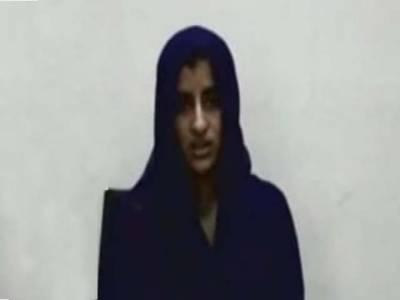 نورین لغاری کی ناپاک عزائم پر مشتمل اعترافی ویڈیو جاری