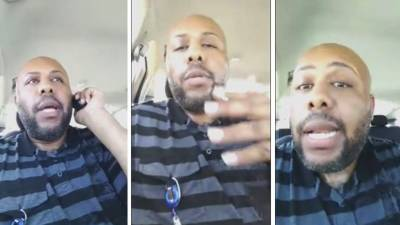 امریکی پولیس کو فیس بک پر قتل کی ویڈیو چلانے والے شخص کی تلاش