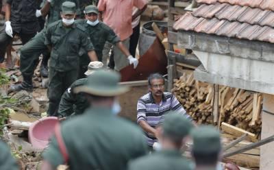 سری لنکا میں کوڑے کرکٹ کا بڑا ٹیلا گرنے سے 27 افراد ہلاک