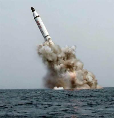 شمالی کوریا کا میزائل لانچ ہوتےہی امریکی سائبر حملے کا شکار