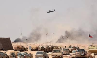 حوثیوں نے سعودی عرب کا فوجی ہیلی کاپٹر مار گرایا، 12 فوجی ہلاک