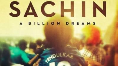 """فلم """"سچن: اے بلین ڈریمز"""" کا ہندی کے بعد مراٹھی ٹریلر بھی جاری"""