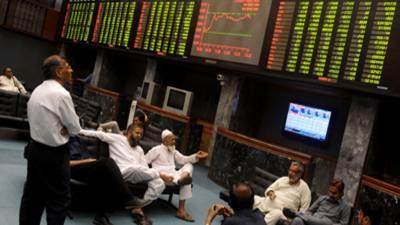 پاناماکیس، پاکستان اسٹاک ایکس چینج میں مندی،800پوائنٹ کی کمی