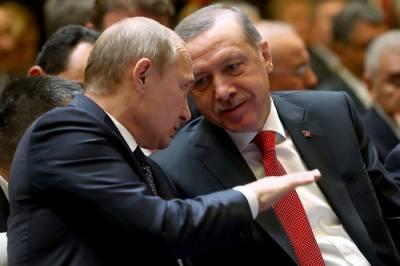 روسی صدر کا ترک ہم منصب کو ٹیلیفون,ریفرنڈم جیتنے پر مبارک باد