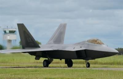 امریکی طیاروں نے روسی طیاروں کو روک دیا، فضائی حدود کے تحفظ کے لئے ہمہ وقت تیار ہیں، امریکہ