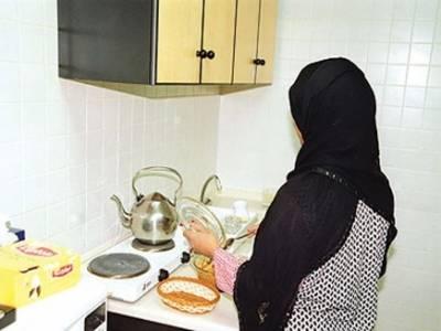 دبئی: ایک ماہ تک2بہنوں کیساتھ رہنے اور گھر میں کام کرنے والی خادمہ