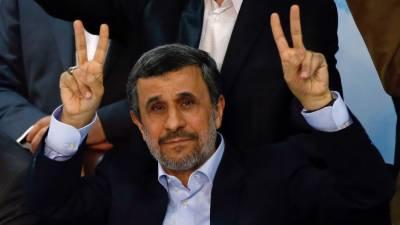 سابق ایرانی صدر احمدی نژاد انتخابات میں حصہ لینے کیلئے نااہل قرار