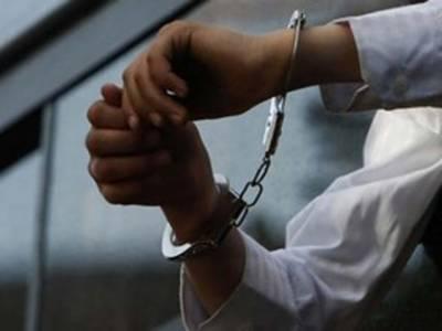پشاور: سی ٹی ڈی کی بڑی کارروائی،دہشتگرد گرفتار