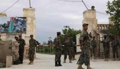 کابل: فوجی اڈے پر طالبان کےحملے،50 فوجی ہلاک