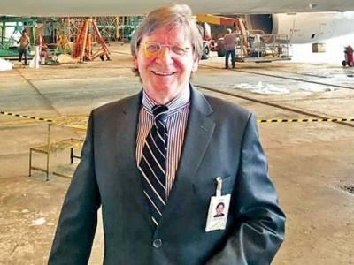 پی آئی اے نے برنڈ ہیلڈن کو فارغ کردیا,نیئرحیات قائم مقام سی ای او مقرر