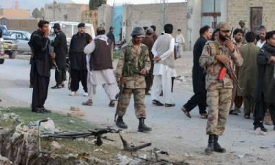 بلوچستان: حساس اداروں کی کارروائی، 33 مشتبہ افراد گرفتار